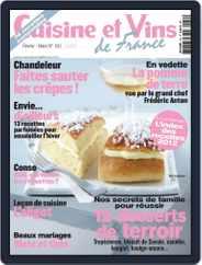 Cuisine Et Vins De France (Digital) Subscription January 23rd, 2013 Issue