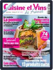 Cuisine Et Vins De France (Digital) Subscription August 29th, 2012 Issue