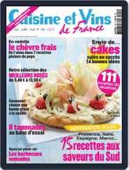 Cuisine Et Vins De France (Digital) Subscription June 5th, 2012 Issue