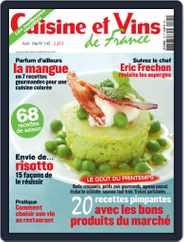 Cuisine Et Vins De France (Digital) Subscription March 28th, 2012 Issue