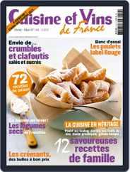 Cuisine Et Vins De France (Digital) Subscription January 25th, 2012 Issue