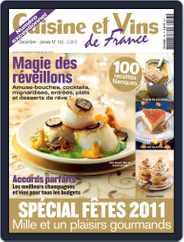 Cuisine Et Vins De France (Digital) Subscription November 22nd, 2011 Issue