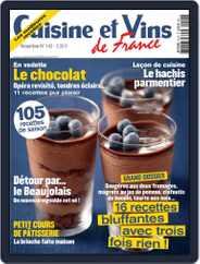 Cuisine Et Vins De France (Digital) Subscription October 6th, 2011 Issue