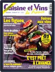 Cuisine Et Vins De France (Digital) Subscription August 22nd, 2011 Issue