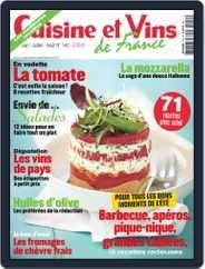 Cuisine Et Vins De France (Digital) Subscription June 1st, 2011 Issue
