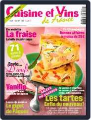 Cuisine Et Vins De France (Digital) Subscription April 18th, 2011 Issue