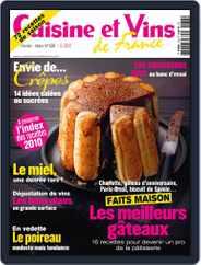 Cuisine Et Vins De France (Digital) Subscription February 17th, 2011 Issue