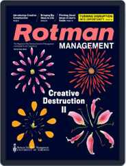 Rotman Management (Digital) Subscription December 10th, 2019 Issue