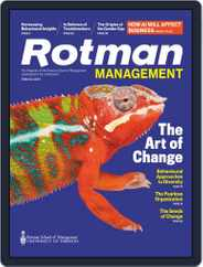 Rotman Management (Digital) Subscription April 15th, 2019 Issue