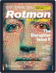 Rotman Management (Digital) Subscription December 10th, 2018 Issue