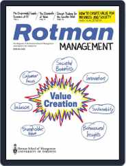 Rotman Management (Digital) Subscription April 16th, 2018 Issue