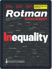 Rotman Management (Digital) Subscription September 1st, 2017 Issue