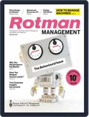 Rotman Management (Digital) Subscription April 1st, 2017 Issue