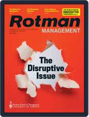 Rotman Management (Digital) Subscription September 2nd, 2016 Issue