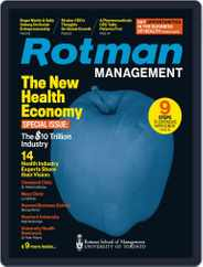 Rotman Management (Digital) Subscription January 1st, 2016 Issue