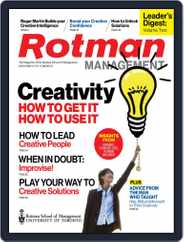 Rotman Management (Digital) Subscription October 15th, 2015 Issue