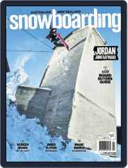 Australian NZ Snowboarding (Digital) Subscription June 1st, 2017 Issue