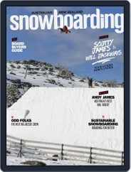 Australian NZ Snowboarding (Digital) Subscription January 1st, 2017 Issue