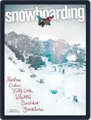Australian NZ Snowboarding (Digital) Subscription August 11th, 2013 Issue