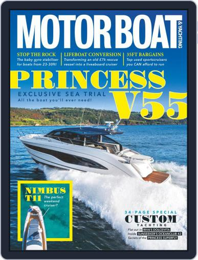 Motor Boat & Yachting (Digital) May 1st, 2020 Issue Cover