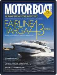 Motor Boat & Yachting (Digital) Subscription November 1st, 2018 Issue
