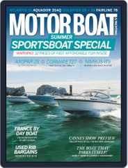 Motor Boat & Yachting (Digital) Subscription September 1st, 2018 Issue
