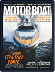 Motor Boat & Yachting (Digital) Subscription April 1st, 2018 Issue