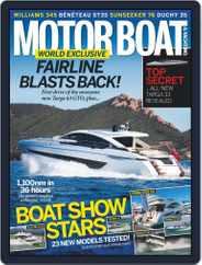 Motor Boat & Yachting (Digital) Subscription November 1st, 2017 Issue