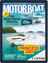Motor Boat & Yachting (Digital) Subscription October 1st, 2017 Issue