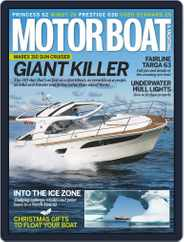 Motor Boat & Yachting (Digital) Subscription January 1st, 2017 Issue