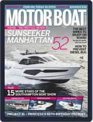 Motor Boat & Yachting (Digital) Subscription November 1st, 2016 Issue