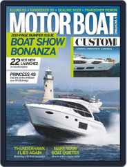 Motor Boat & Yachting (Digital) Subscription October 1st, 2016 Issue