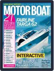 Motor Boat & Yachting (Digital) Subscription October 3rd, 2012 Issue