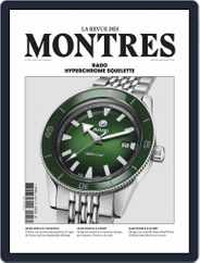 La revue des Montres (Digital) Subscription April 1st, 2020 Issue