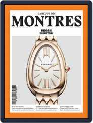 La revue des Montres (Digital) Subscription December 1st, 2019 Issue