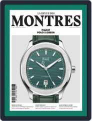 La revue des Montres (Digital) Subscription November 1st, 2019 Issue