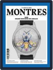La revue des Montres (Digital) Subscription September 1st, 2019 Issue