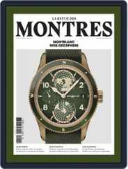 La revue des Montres (Digital) Subscription May 1st, 2019 Issue