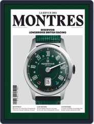 La revue des Montres (Digital) Subscription November 1st, 2018 Issue