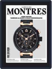 La revue des Montres (Digital) Subscription October 1st, 2018 Issue