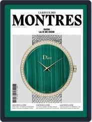 La revue des Montres (Digital) Subscription September 1st, 2018 Issue