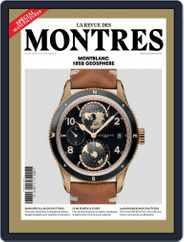 La revue des Montres (Digital) Subscription July 1st, 2018 Issue