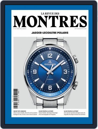 La revue des Montres (Digital) March 1st, 2018 Issue Cover