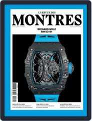 La revue des Montres (Digital) Subscription February 1st, 2018 Issue