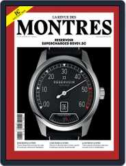 La revue des Montres (Digital) Subscription November 1st, 2017 Issue