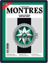 La revue des Montres (Digital) Subscription September 1st, 2017 Issue
