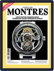 La revue des Montres (Digital) Subscription July 1st, 2017 Issue