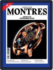 La revue des Montres (Digital) Subscription March 31st, 2017 Issue