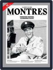 La revue des Montres (Digital) Subscription February 28th, 2017 Issue