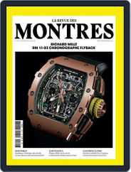 La revue des Montres (Digital) Subscription November 1st, 2016 Issue